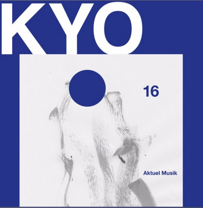 "Audiomensch: KYO – B1 ""Untitled"