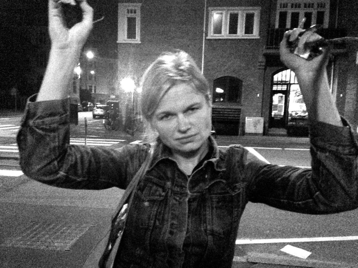 Madmensch: Lotte Folke Kaarsholm + Salon39