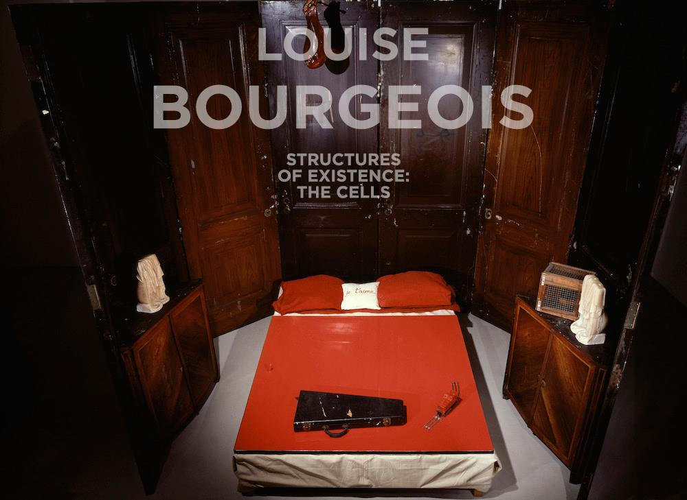 Artmensch: 'Louise Bourgeois – Structures of Existence: The Cells'/Louisiana