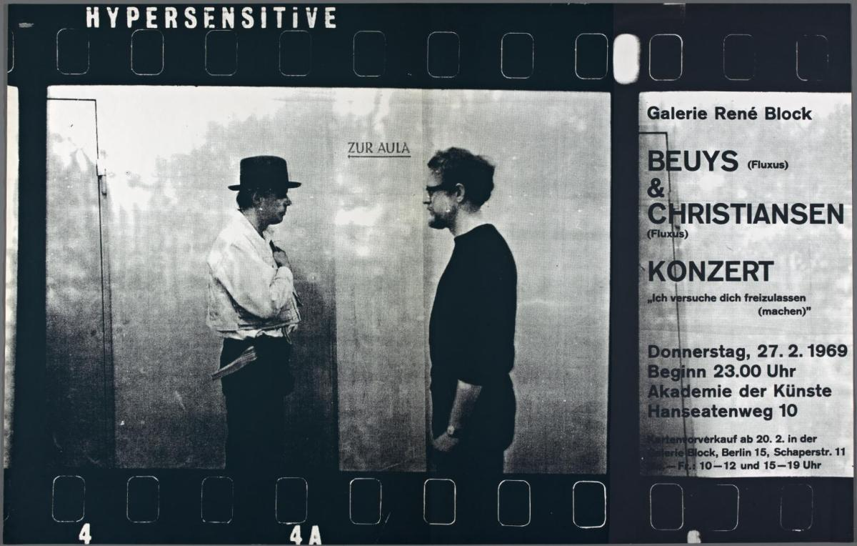 "Artmensch: Joseph Beuys & Henning Christiansen ""Op.50: Requiem of Art""(Audio)"