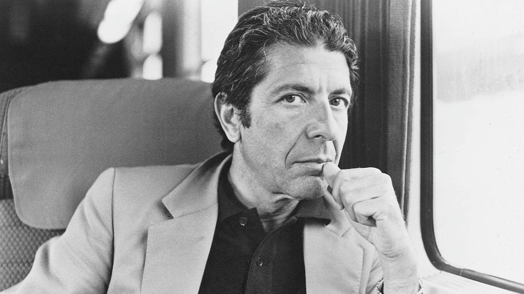 Leonard Cohen, for evigt i voresunivers