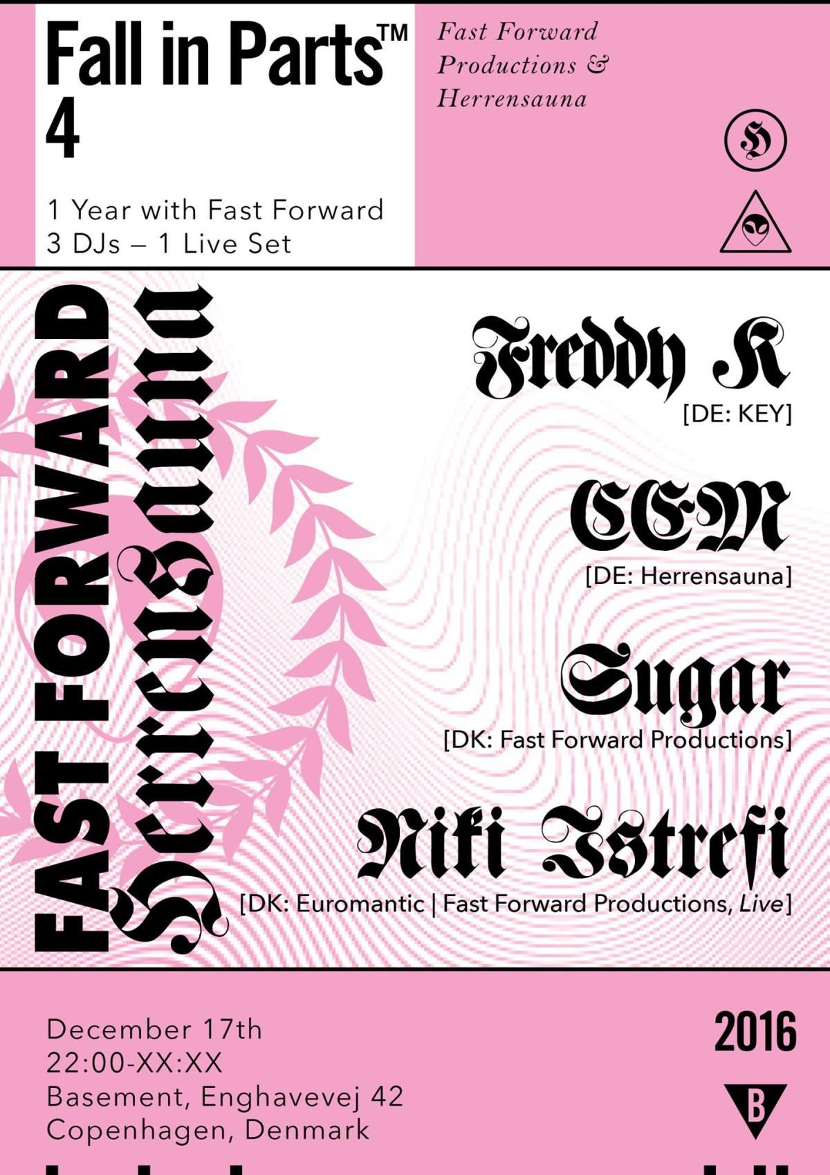 Fast Forward 1Y &Herrensauna