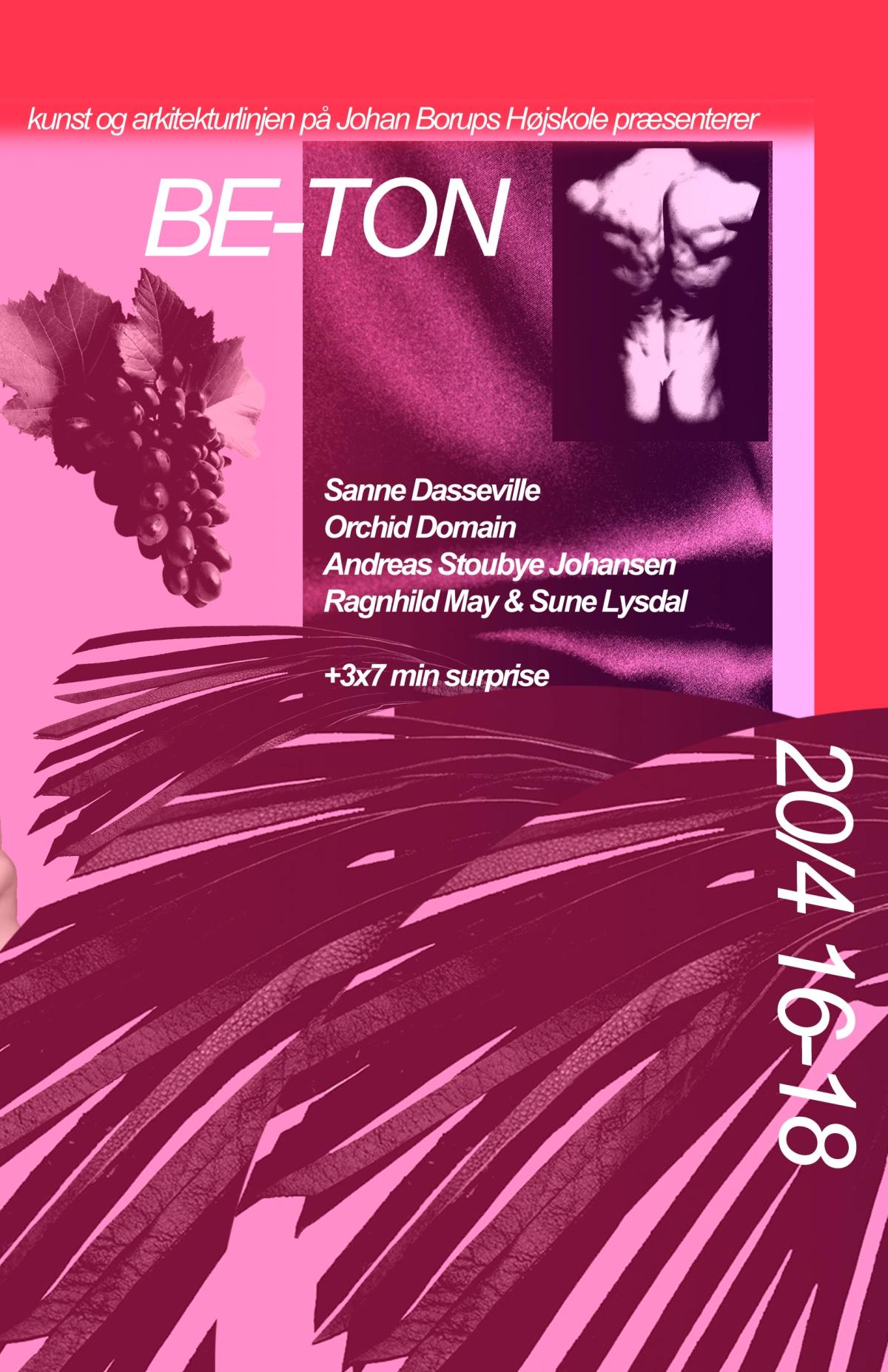 BE-TON Lyd & Kunstkoncert