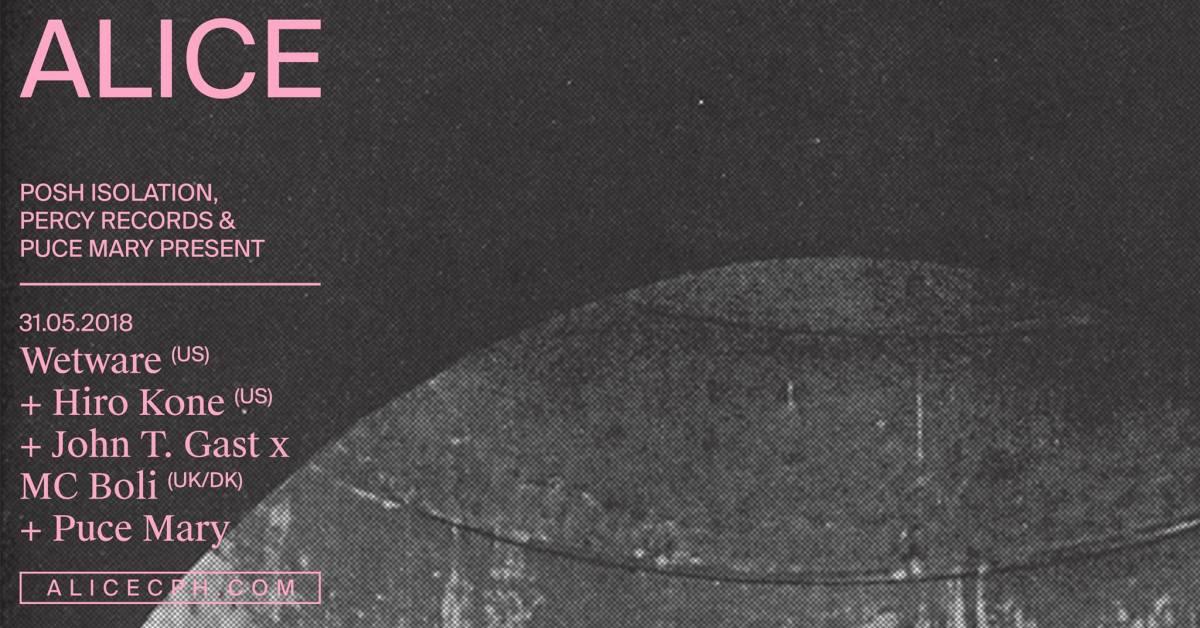 ALICE – night of noise nindustrial