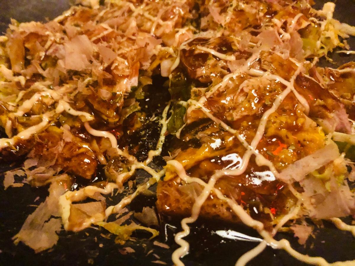 What's Cooking? Okonomiyaki Night at Jah Izakayais!