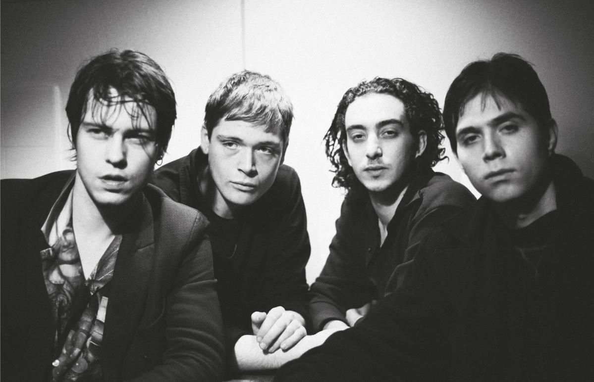 Iceage koncert / support CTM, Viagra Boys og Material Girls
